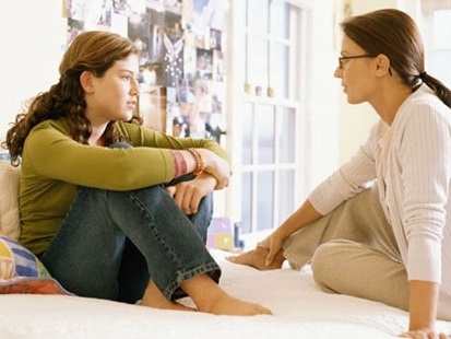 Родитель подросток и отношения между ними